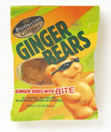 Buderim - Ginger Bears 190g Bag