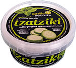 Garlic Secrets - Tzatziki