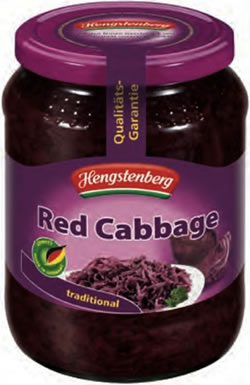 Hengstenberg - Red Cabbage Traditional