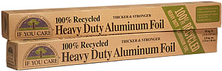 If You Care - 100% Recycled Heavy Duty Aluminium Foil