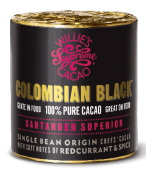 Willie's Supreme Cacao - Colombian Black 100% Pure Cacao