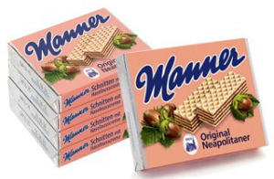 Manner Wafers - Original Neapolitaner