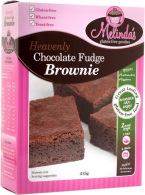 Melinda's Gluten Free - Heavenly Chocolate Fudge Brownie