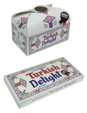 Real Turkish Delight - Boxed Turkish Delight