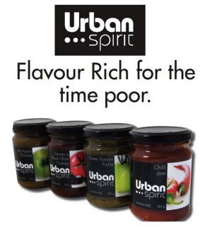 Urban Spirit - Flavour Rich for the time poor