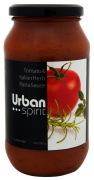 Urban Spirit - Tomato and Italian Herb Pasta Sauce 500g jar